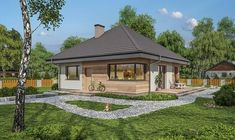 Czterolistna koniczyna Gazebo, Outdoor Structures, Projects, Kiosk, Cabana
