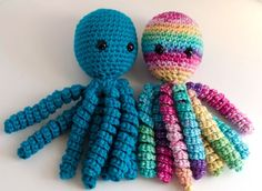 Adorable Crochet Octopus for a Preemie