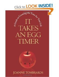 It Takes an Egg Timer: Amazon.co.uk: Joanne Tombrakos: Books