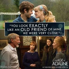 Interview with The Age of Adaline young Harrison Ford actor ...