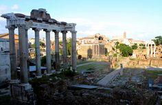 Roman Forum by WeaselTea.deviantart.com