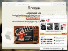 Audisiku #BintangIklan76 Squeeze Page