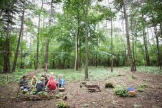 A year in the wilderness for children is ending ... a short review with photographs. (in german) / Ein Stammgruppenjahr geht zu Ende ... ein kurzer Rückblick mit Fotos.