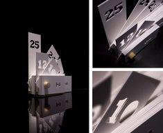 CONSUMA Diseño con vida. TAKO. Perpetual Calendar
