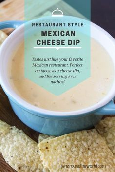 Yummy Appetizers, Appetizer Recipes, Snack Recipes, Cooking Recipes, Cheese Dip Recipes, Mexican Appetizers, Milk Recipes, Cooking Tips, Mexican Dishes