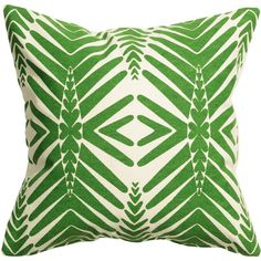Patterned Cushion Cover $12.99 (605 PHP) ❤ liked on Polyvore featuring home, home decor and throw pillows