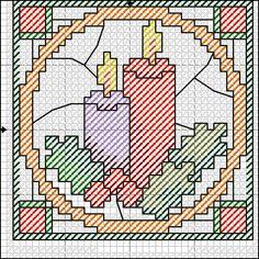 Plastic Canvas Books, Plastic Canvas Ornaments, Plastic Canvas Tissue Boxes, Plastic Canvas Christmas, Plastic Canvas Crafts, Plastic Canvas Patterns, Xmas Cross Stitch, Cross Stitching, Cross Stitch Patterns