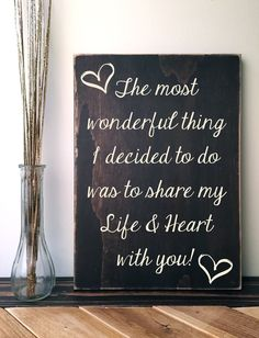 Inspirational or motivational quotes at home or at the office are excellent ways to decorate with meaningful words and daily dose of inspiration. Frame is handcrafted of fir wood that is detailed with