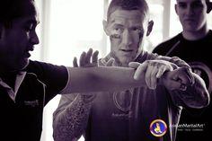 Degree Senior Instructor Richard Burkett at Advanced Striking and Bridging 2012 Gold Coast, My Family, Brisbane, Martial Arts, Self, Face, Fictional Characters, The Face, Combat Sport