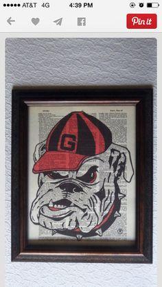 Georgia Bulldog Bedrooms College Bedding Room Decor Accessories Uga Bulldogs Is My Life Pinterest