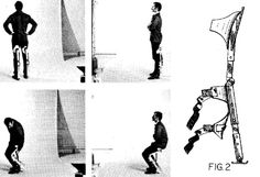 Who Knew? The Wearable Chair Was Actually Invented 37 Years Ago - Core77