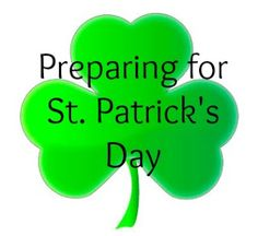 Georgie Lee - Writing to the Sound of Legos Clacking: Preparing for St. Patrick's Day