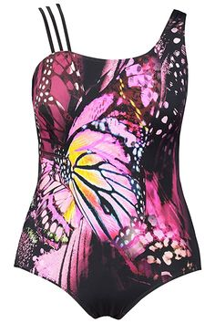 Perfekter Händler  Bekleidung, Damen, Bademode, Badeanzüge Womens Swimming Costumes, Womens Clothing Stores, Clothes For Women, Stuck, Trends, Black Swimsuit, Butterfly Wings, Swimsuits, Swimwear
