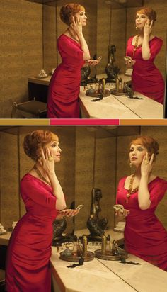 joan holloway harris. a classic in the making.