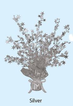 silver star centerpiece