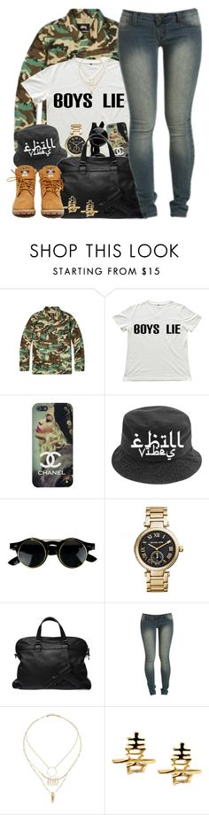 """unknown"" by nasiaswaggedout ❤ liked on Polyvore featuring Stussy, Michael Kors, Wet Seal and Topshop"