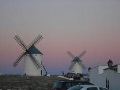Campo de Criptana Spain