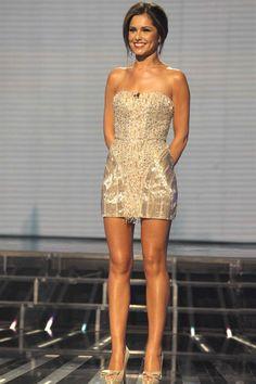 Cheryl looks INCREDIBLE in boob-baring corset at Paris Fashion Week after hotel mishap - Celebrities Female 1940s Dresses, Sexy Dresses, Woman Dresses, Cheryl Cole Makeup, Cheryl Ann Tweedy, Cheryl Fernandez Versini, Kendall Jenner Style, Kylie Jenner, Fashion Advice