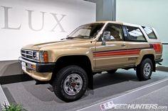 Toyota Surf, Toyota 4x4, Toyota Trucks, Toyota Hiace, Toyota 4runner, Mini Trucks, 4x4 Trucks, 1st Gen 4runner, Nissan Trucks