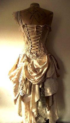 The Art Asylum- My kind of wedding dress