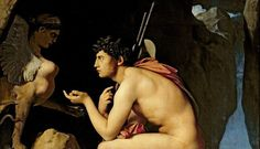 Edipo e a esfinxe (pormenor), por Jean-Auguste-Dominique Ingres Louvre, Blow Your Mind, Coincidences, Mindfulness, Culture, Canvas, Face, Beauty, Statistics