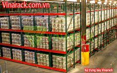Pallet flow rack is an effective solution for large warehouse
