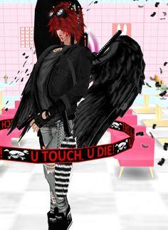 xDDD dark en pose gay o3o