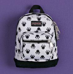Minnie Mouse | Disney Jansport Backpack | Disney Style | Mochila Jansport Disney | @dgiiirls