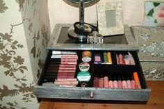Zoella | Beauty, Fashion & Lifestyle Blog: Re-organised/New Makeup Storage.