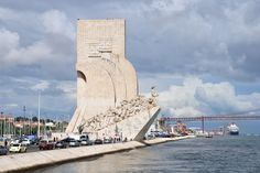 Monument to the Discoveries - #Lisbon - #Portugal