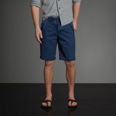 Mens A&F Classic Fit Shorts   Mens Shorts   Abercrombie.com ...