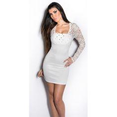 4c8f823f1680 29 najlepších obrázkov z nástenky Dámske šaty s dlhými rukávmi ...