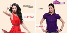 Shop Online Western Wear for Women Best Prices in India. Browse our Latest Collection of Dresses, Shirts, Tees, Polo & more Branded Products at Reservedeal.