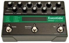 Eventide ModFactor Modulation Effects Guitar Pedal | Rainbow Guitars