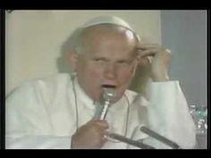 """Papież Jan Paweł II śpiewa """"Góralu czy ci nie żal"""" z Japończykami!"""