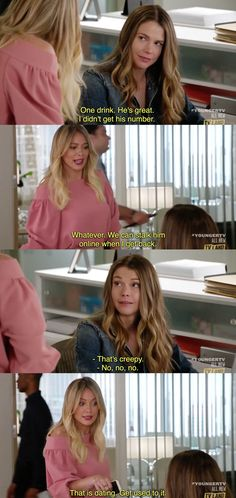 """21 Times Kelsey Peters From """"Younger"""" Was The Best Character On Television"""
