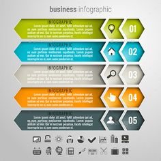 Business Infographic — Photoshop PSD #layout #corporate • Available here → https://graphicriver.net/item/business-infographic/14401104?ref=pxcr