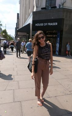 Chic summer look! #houseoffraser #streetstyle