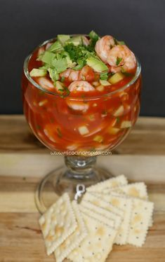 Shrimp Cocktail - My Fast Kitchen 2020 Authentic Mexican Recipes, Best Mexican Recipes, Fish Recipes, Seafood Recipes, Appetizer Recipes, Cooking Recipes, Healthy Recipes, Favorite Recipes, Cafe Recipes