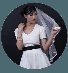 GLAM - Mariage cheveux asiatiques