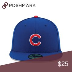 Chicago Cubs New Era Cap New New Era Accessories Hats