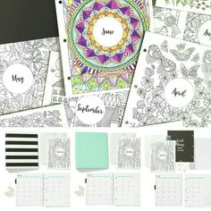 The new 2017 CTMH planner system is a great way to keep you organized and on track! ww.hellotarina.closetomyheart.com