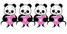 LYNN logo * Love Panda STYLE *