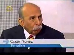 Oscar Yanes nos explicó como salir del régimen oficialista  Empeñados en no oir a los que saben , otro ilustre Venezolano (QEPD) que nos dice como salir del desgobierno