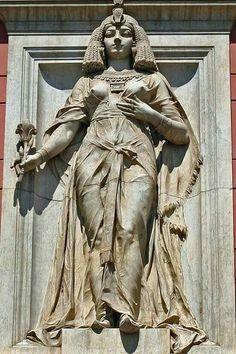 Museo del Cairo - Cleopatra