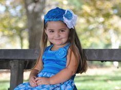 Cheeky Smyle Bluebell Dress