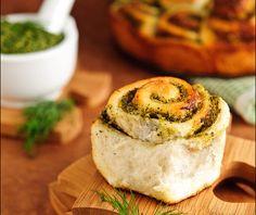 {Recipe} Pesto Pull-Apart Bread