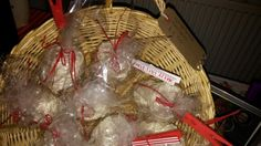"Gingerbread meringue...""christmas in a bag""  @£2.50 for a bag of 6 meringue plus p&p"