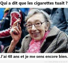 image drole cigarette