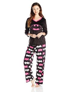 Batman Gifts for Her Batman Gifts, Disney Pajamas, Pjs, Dc Comics, Gifts For Her, Shop Now, Casual Outfits, Pajama Pants